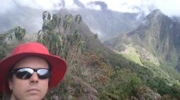 Utsikt över Macchu Picchu
