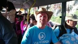 vw-bus på bussen...