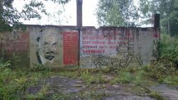 Grafitti coldwar style!