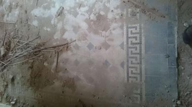 fint golv en gång i tiden.