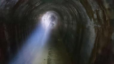 Låååååååång tunnel